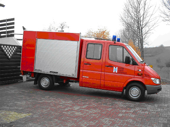 FFW Mercedes Sprinter